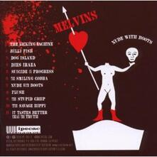 Nude with Boots - CD Audio di Melvins
