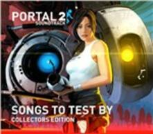 Portal 2. Songs to Test By (Colonna Sonora) (Box Set) - CD Audio