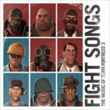 Fight Songs. The Music of Team Fortress 2 (Colonna Sonora) - Vinile LP di Valve Studio Orchestra