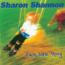 Each Little Thing - CD Audio di Sharon Shannon