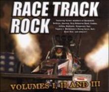 Race Track Rock I-Iii - CD Audio
