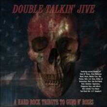 Double Talkin Jive. A Hard Rock Tribute - CD Audio