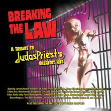 Breaking the Law - CD Audio