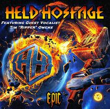 Epic - CD Audio di Held Hostage