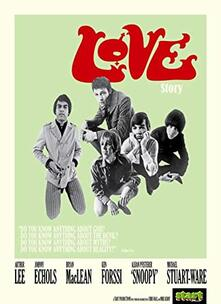 Love. Love Story - DVD