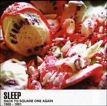 Back to Square One - CD Audio di Sleep