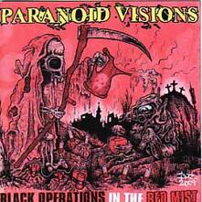 Black Operations in the Red Mist - CD Audio di Paranoid Visions