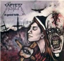 In Good Faith - CD Audio di Xyster