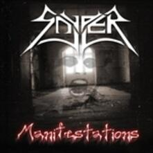 Manifestations - CD Audio di Snyper