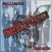 Bullingdon Bastards - Vinile LP + CD Audio di Angelic Upstarts