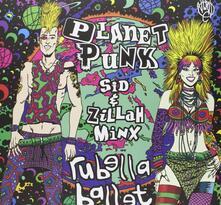 Planet Punk - Vinile LP di Rubella Ballet