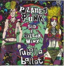 Planet Punk - CD Audio di Rubella Ballet