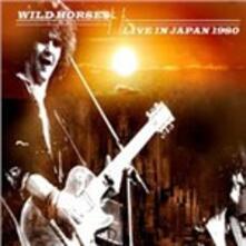 Live in Japan 1980 - CD Audio di Wild Horses