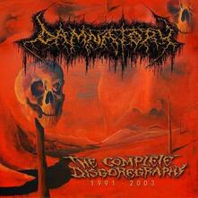 The Complete Disgoregraphy 1991-2003 - CD Audio di Damnatory