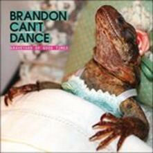 Graveyard of Good Times (Coloured Vinyl) - Vinile LP di Brandon Can't Dance
