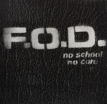 No School, No Core (Coloured Vinyl) - Vinile LP di Flag of Democracy