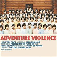 Adventure Violence - CD Audio di Adventure Violence