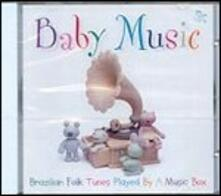 Baby Music - CD Audio di Marcus Viana