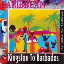 Caribbean. Kingston to Barbados - CD Audio