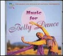 Music for Belly Dance - CD Audio