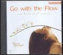 Go with the Flow - CD Audio di Guna Sangah