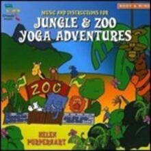 Jungle & Zoo Yoga Adventures - CD Audio di Helen Purperhart