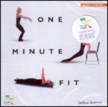 One Minute Fit - CD Audio di Joshua Samson
