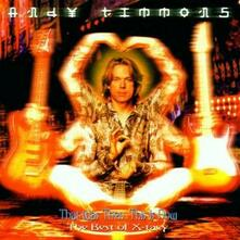 That was Then, This is Now - CD Audio di Andy Timmons