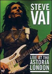 Film Steve Vai. Live At The Astoria London