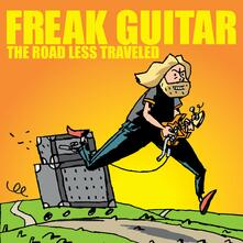 Freak Guitar. The Road Less Traveled - CD Audio di Mattias Eklundh