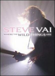 Steve Vai. Where The Wild Things Are (2 DVD) - DVD