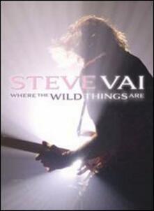 Steve Vai. Where The Wild Things Are (2 Blu-ray) - Blu-ray