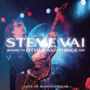 CD Where the Other Wild Things Are. Live in Minneapolis Steve Vai