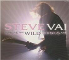 Where the Wild Things Are - Vinile LP di Steve Vai