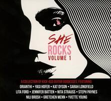 She Rocks 1 - CD Audio