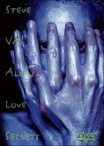 Steve Vai. Alien Love Secrets - DVD