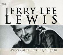 Whole Lotta Shkin - CD Audio di Jerry Lee Lewis