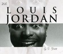 G.i.jive -Double Pleasure - CD Audio di Louis Jordan