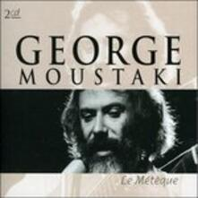 Le Meteque -Double Pleasu - CD Audio di Georges Moustaki