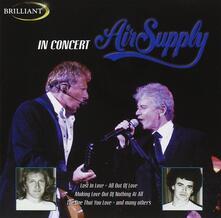 In Concert - CD Audio di Air Supply
