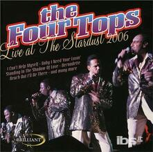 Live at the Stardust 2006 - CD Audio di Four Tops