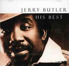 His Best - CD Audio di Jerry Butler