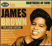 Brothers of Soul - CD Audio di James Brown