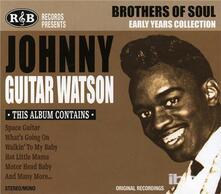 Brothers of Soul - CD Audio di Johnny Guitar Watson