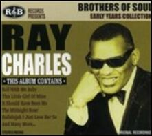 Brothers of Soul - CD Audio di Ray Charles
