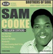 Brothers of Soul - CD Audio di Sam Cooke