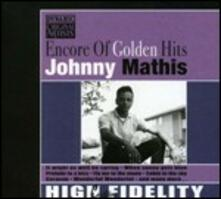 Encore of Golden Hits - CD Audio di Johnny Mathis