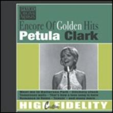 Encore of Golden Hits - CD Audio di Petula Clark