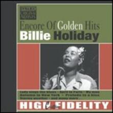 Encore of Golden Hits - CD Audio di Billie Holiday