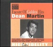 Encore of Golden Hits - CD Audio di Dean Martin